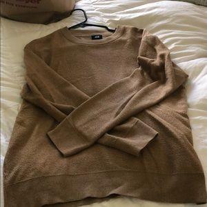 Textured H&M sweater